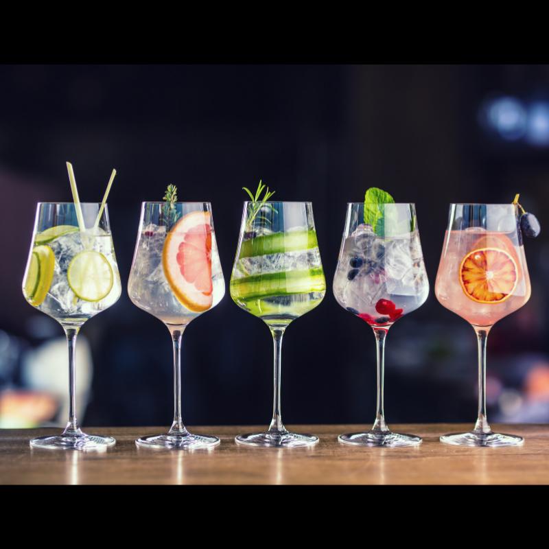 5 Cocktails Square