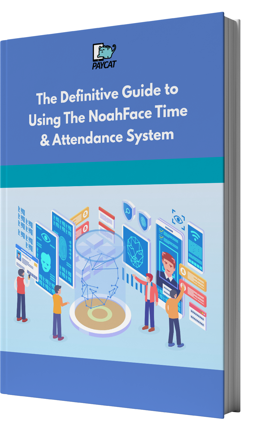 time and attendance cover